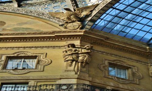 Zdjęcie WłOCHY / Lombardia / Mediolan / Mediolan, Galeria Wiktora Emmanuela