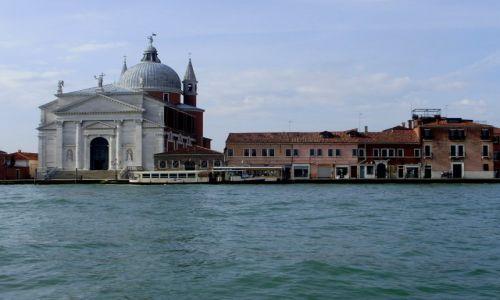 Zdjęcie WłOCHY / Veneto / Basilica di San Giorgio Maggiore, Venice / San Giorgio Maggiore...