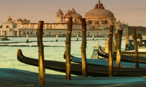 Zdjęcie WłOCHY / płn. Włochy / Wenecja / Wenecja o świcie...