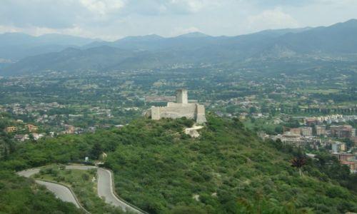 Zdjęcie WłOCHY / Włochy / - / W drodze na Monte Casino