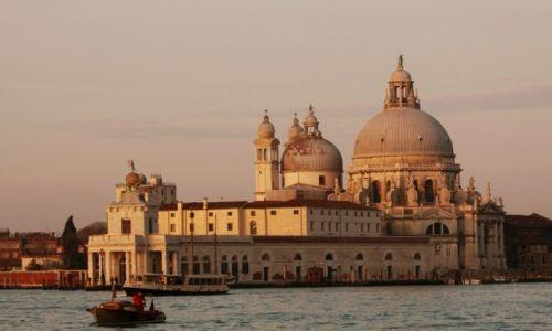 Zdjęcie WłOCHY / płn. Włochy / Wenecja / O świcie....