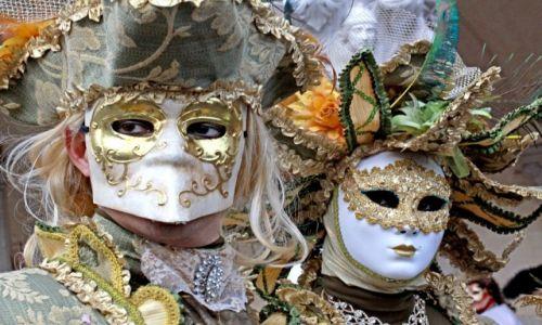 Zdjęcie WłOCHY / płn. Włochy / Wenecja / Maski