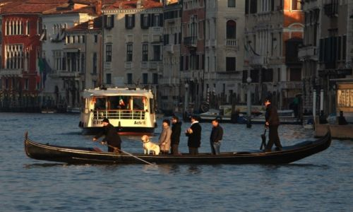 Zdjęcie WłOCHY / płn. Włochy / Wenecja / Przeprawa