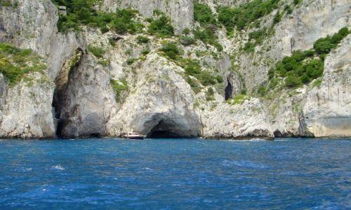 Zdjęcie WłOCHY / Kampania / Capri / la bella isola Capri...