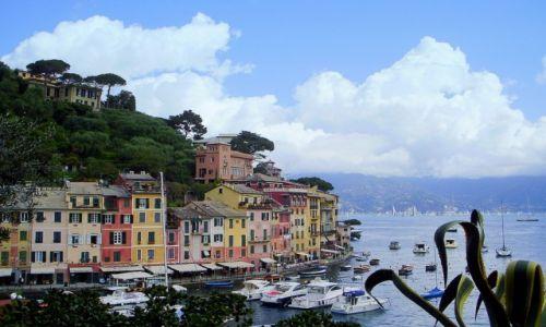 WłOCHY / Liguria / Portofino / tamtego roku w Portofino...