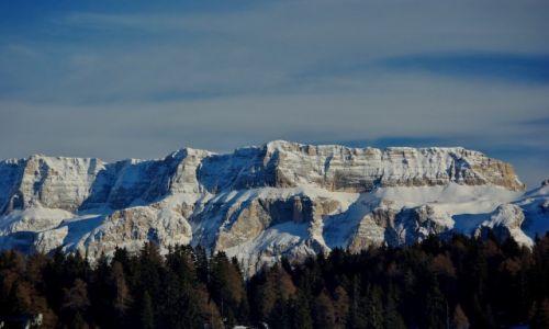 Zdjęcie WłOCHY / Dolomity / Val Gardena / Val Gardena