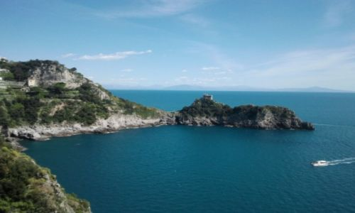 Zdjecie WłOCHY / Kampania / Wybrzeże Amalfitańskie / Wybrzeże Amalfitańskie - jeden z cudów świata