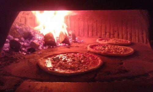 Zdjecie WłOCHY / Kampania / Maddaloni / Pizza z pieca