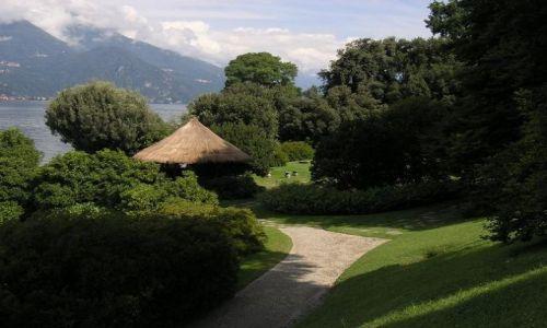 Zdjęcie WłOCHY / brak / Bellagio / Ogrody Villa Melzi