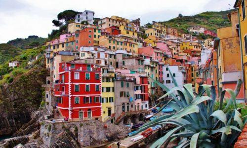 Zdjecie WłOCHY / Cinque Terre / Riomaggiore / Urzekająco