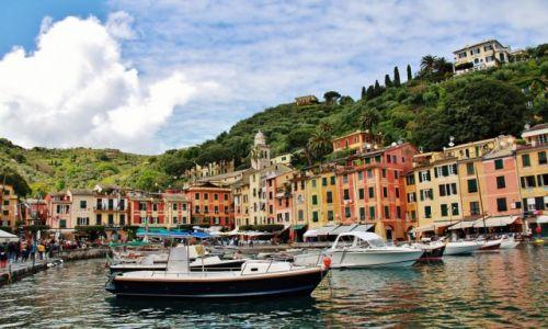Zdjęcie WłOCHY / Liguria / Portofino / Wakacyjnie