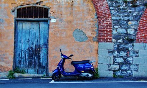 Zdjęcie WłOCHY / Liguria / Santa Margherita Ligure / Porzucony