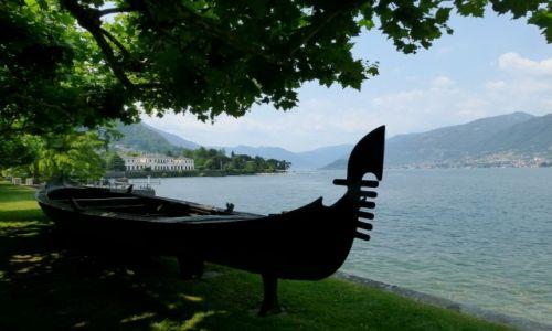 Zdjęcie WłOCHY / Lobmardia / Jezioro Como / ogrody Villi Melzi