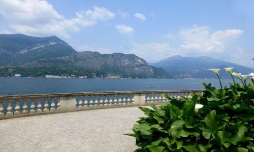 Zdjęcie WłOCHY / Lombardia / Jezioro Como / ogrody Villii Melzi