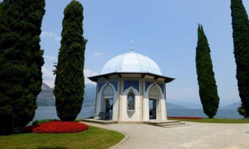 Zdjęcie WłOCHY / Lombardia / Jezioro Como /  piękna