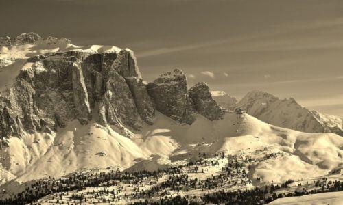 Zdjęcie WłOCHY / Dolomity / Val Gardena / Dolomity