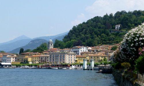 Zdjecie WłOCHY / Lombardia / Jezioro Como / piękne Bellagio