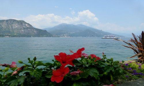 Zdjęcie WłOCHY / Lombardia / Jezioro Como / inne spojrzenie na Como