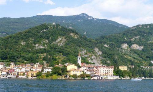 Zdjęcie WłOCHY / Lombardia / Jezioro Como /  Varenna