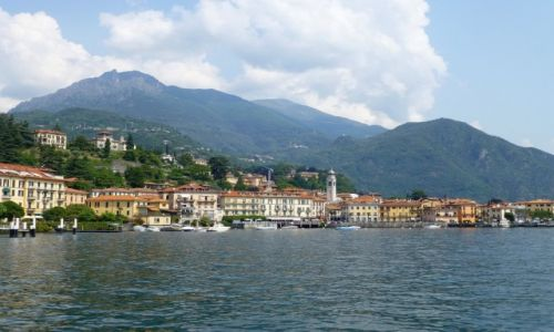 Zdjęcie WłOCHY / Lombardia / Jezioro Como / Menaggio