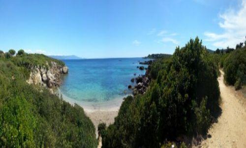 Zdjecie WłOCHY / Sardynia / spiaggia le bombarde / Panorama