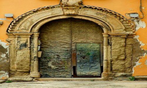 Zdjęcie WłOCHY / Calabria / Tropea / secret door