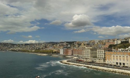 Zdjęcie WłOCHY / Kampania / Neapol / Neapol