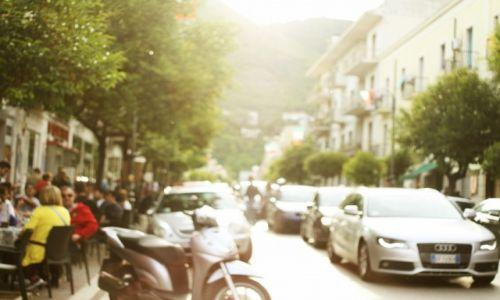 Zdjęcie WłOCHY / Frosinone / Monte Cassino / Tajemnica włoskiego popołudnia
