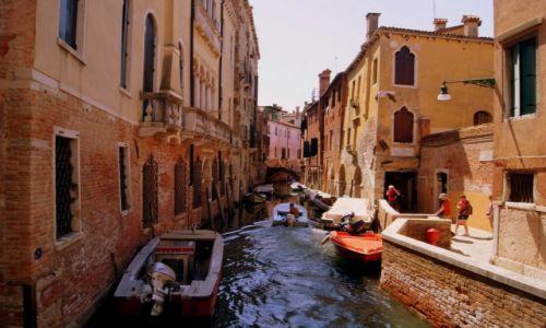 Zdjecie WłOCHY / Wenecja / Wenecja / magiczne miasto