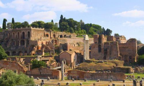Zdjęcie WłOCHY / Rzym / Forum Romanum / Forum Romanum
