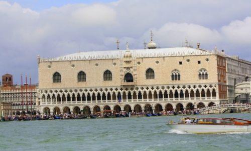 Zdjęcie WłOCHY / Włochy / Wenecja / Pałac Dożów