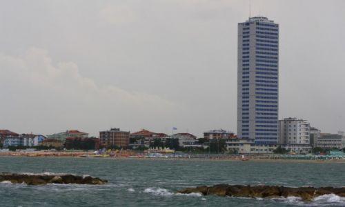 Zdjęcie WłOCHY / włochy / Cesenatico / widok z morza