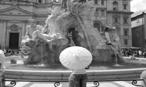 Zdjecie WłOCHY / Rzym / Rzym / Parasolka
