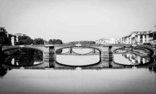 Zdjecie WłOCHY / Toskania  / Florencja / Most