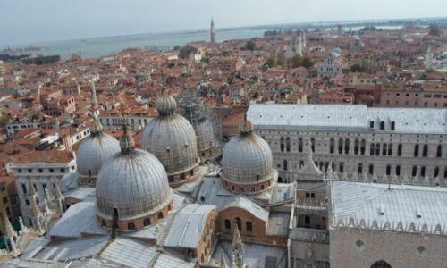 Zdjecie WłOCHY / Wenecja / Bazylika św. Marka / Panorama miasta