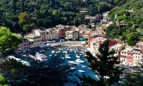 Zdjęcie WłOCHY / Liguria / Portofino / Portofino-Konkurs