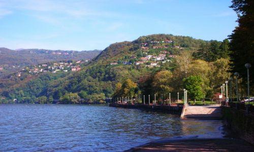 Zdjecie WłOCHY / tesino / luino / jezioro lago maggiore
