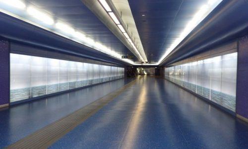 Zdjecie WłOCHY / Kampania / Neapol / Metro w Neapolu