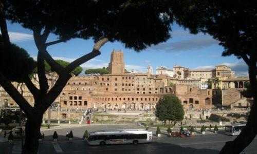 Zdjecie WłOCHY / Rzym / RZYM / Rzymskie wakacje
