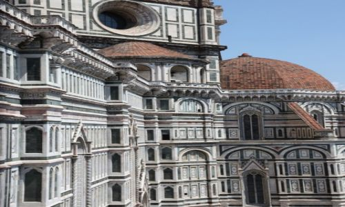 Zdjęcie WłOCHY / Toskania / Florencja, Katedra Santa Maria del Fiore / Dzieło mistrzów