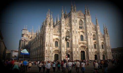 Zdjęcie WłOCHY / Lombardia / Mediolan / Mediolan