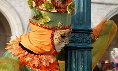 Zdjecie WłOCHY / - / Wenecja / Karnawał w Wenecji