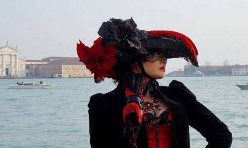 Zdjęcie WłOCHY / - / Wenecja / Karnawal w Wenecji