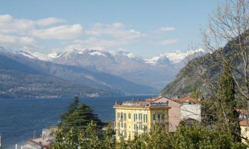 Zdjecie WłOCHY / Lombardia / Varenna / Jezioro Como