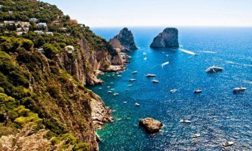 Zdjęcie WłOCHY / Neapol / Capri / Cudne Capri