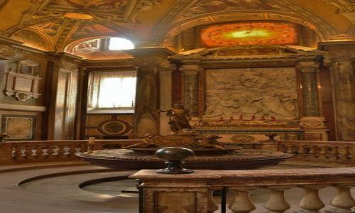 Zdjęcie WłOCHY / Lazio / Rzym / Rzym, Basilica di Santa Maria Maggiore