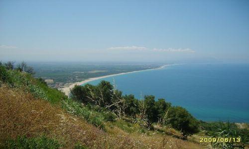 Zdjęcie WłOCHY / Calabria / Nicotera marina / Morze Tyrreńskie