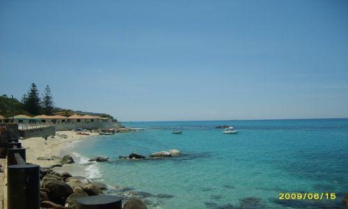 Zdjęcie WłOCHY / Calabria / Santa Maria / Morze Tyrreńskie