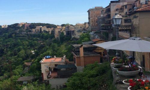 Zdjecie WłOCHY / Lacjum / Castel Gandolfo / Majówka 2015