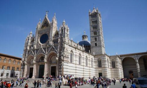 Zdjecie WłOCHY / Toskania / Siena / Katedra